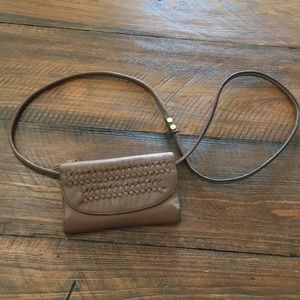 Fossil wallet/ crossbody purse